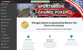 Nitrogen Sports USA Bookie