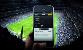 Cryptocurrency Mobile Sports Betting