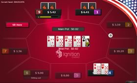 Ignition Casino Bitcoin U.S. Cardroom